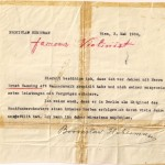 1934 signed letter