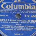 Bach Concerto E Major