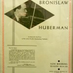 1934 Booking Ad