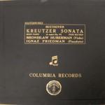 Beethovan Kreutzer Sonata