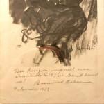 1932 Signed Sheet