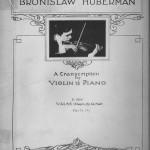 Chopin transcription cover