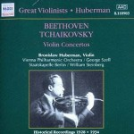 cd_Huberman_GreatViolinists
